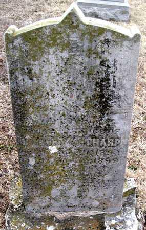 THARP, ALBERT G - McDonald County, Missouri   ALBERT G THARP - Missouri Gravestone Photos