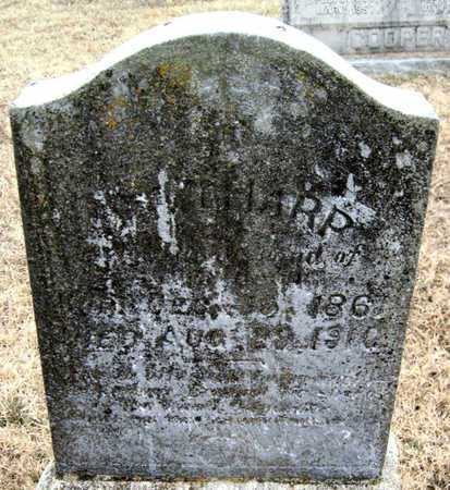 THARP, JAMES THOMAS - McDonald County, Missouri | JAMES THOMAS THARP - Missouri Gravestone Photos