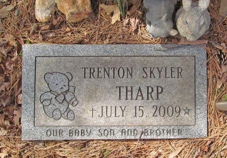 THARP, TRENTON SKYLER - McDonald County, Missouri | TRENTON SKYLER THARP - Missouri Gravestone Photos