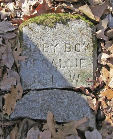 ROUTH, BABY BOY - McDonald County, Missouri | BABY BOY ROUTH - Missouri Gravestone Photos