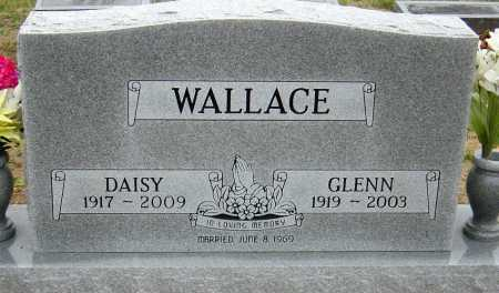 COATNEY WALLACE, DAISY - McDonald County, Missouri | DAISY COATNEY WALLACE - Missouri Gravestone Photos