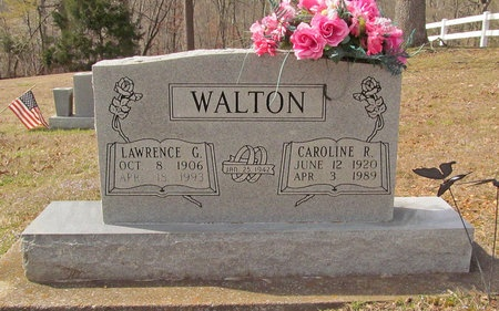 WALTON, LAWRENCE G - McDonald County, Missouri | LAWRENCE G WALTON - Missouri Gravestone Photos
