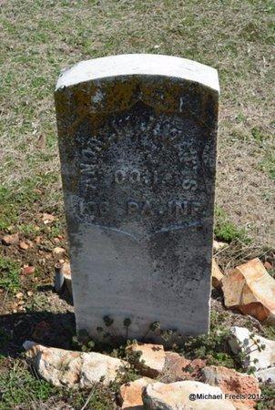 WATTS (CIVIL WAR UNION), ANDREW JACKSON - McDonald County, Missouri | ANDREW JACKSON WATTS (CIVIL WAR UNION) - Missouri Gravestone Photos