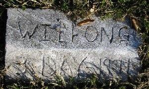 WILFONG, INFANT - McDonald County, Missouri | INFANT WILFONG - Missouri Gravestone Photos