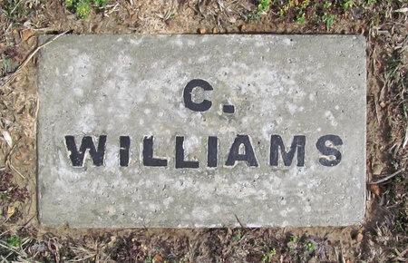 WILLIAMS, C - McDonald County, Missouri | C WILLIAMS - Missouri Gravestone Photos
