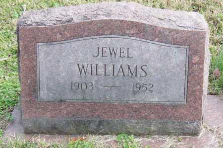 WILLIAMS, JEWEL - McDonald County, Missouri | JEWEL WILLIAMS - Missouri Gravestone Photos