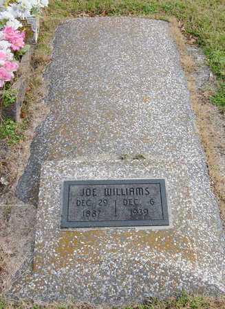 WILLIAMS, JOE - McDonald County, Missouri | JOE WILLIAMS - Missouri Gravestone Photos