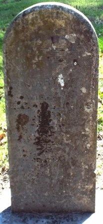 WILLIAMS, MARY E - McDonald County, Missouri   MARY E WILLIAMS - Missouri Gravestone Photos