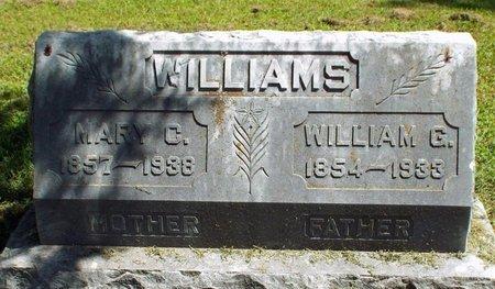 WILLIAMS, MARY CATHERINE - McDonald County, Missouri | MARY CATHERINE WILLIAMS - Missouri Gravestone Photos