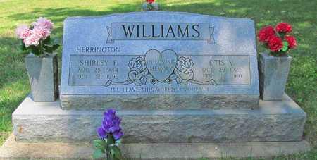 WILLIAMS, OTIS V - McDonald County, Missouri | OTIS V WILLIAMS - Missouri Gravestone Photos