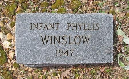 WINSLOW, PHYLLIS - McDonald County, Missouri | PHYLLIS WINSLOW - Missouri Gravestone Photos
