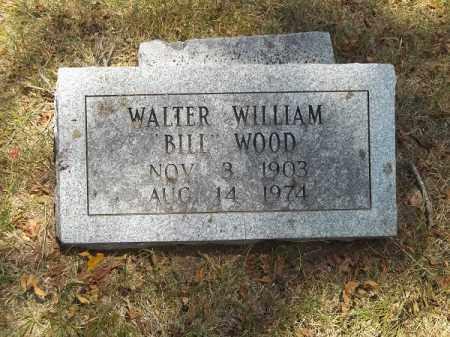 "WOOD, WALTER WILLIAM ""BILL"" - McDonald County, Missouri   WALTER WILLIAM ""BILL"" WOOD - Missouri Gravestone Photos"