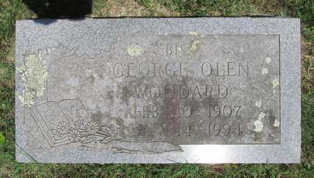 "WOODARD, GEORGE OLEN ""BILL"" - McDonald County, Missouri | GEORGE OLEN ""BILL"" WOODARD - Missouri Gravestone Photos"