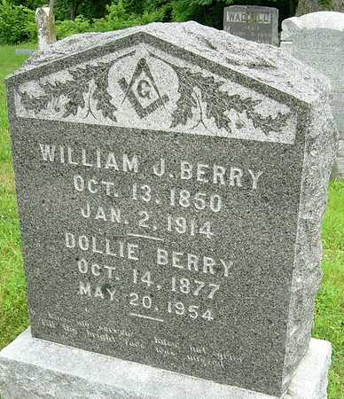 "BOND BERRY, ANDORA ""DOLLIE"" - Miller County, Missouri 