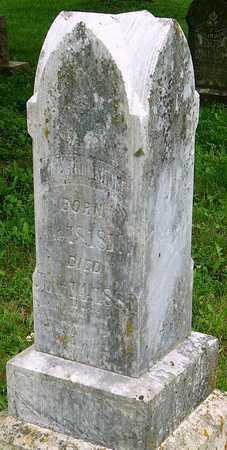 CUMMINGS, DANIEL - Miller County, Missouri | DANIEL CUMMINGS - Missouri Gravestone Photos