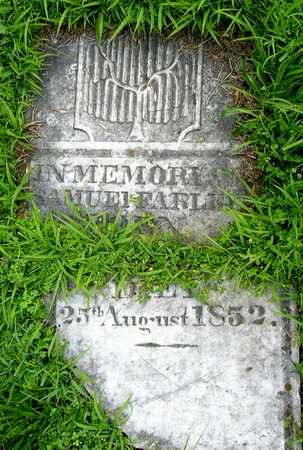 FARLEY, SAMUEL T - Miller County, Missouri | SAMUEL T FARLEY - Missouri Gravestone Photos