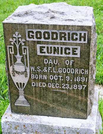 GOODRICH, EUNICE - Miller County, Missouri | EUNICE GOODRICH - Missouri Gravestone Photos