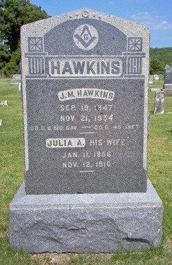 HAWKINS, JAMES MARTIN - Miller County, Missouri | JAMES MARTIN HAWKINS - Missouri Gravestone Photos
