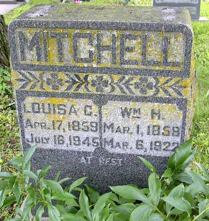 MITCHELL, LOUISA CASSANDRA - Miller County, Missouri | LOUISA CASSANDRA MITCHELL - Missouri Gravestone Photos