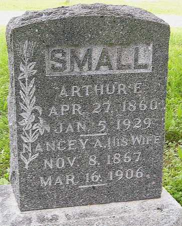 SMALL, ARTHUR E - Miller County, Missouri | ARTHUR E SMALL - Missouri Gravestone Photos