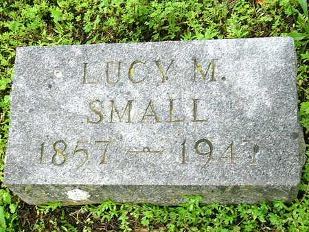 SMALL, LUCY MILDRED - Miller County, Missouri | LUCY MILDRED SMALL - Missouri Gravestone Photos