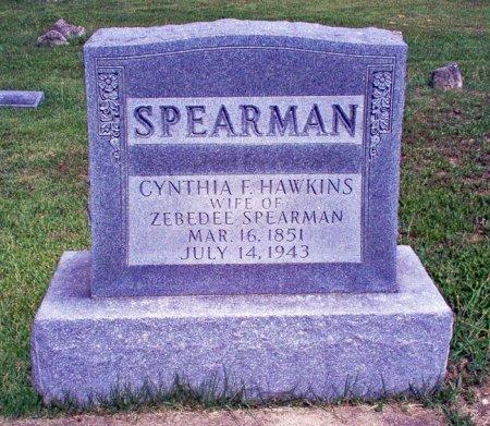 SPEARMAN, CYNTHIA - Miller County, Missouri | CYNTHIA SPEARMAN - Missouri Gravestone Photos