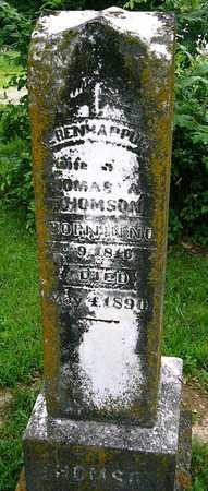 SELLERS THOMSON, KARREN HAPPOCK - Miller County, Missouri | KARREN HAPPOCK SELLERS THOMSON - Missouri Gravestone Photos