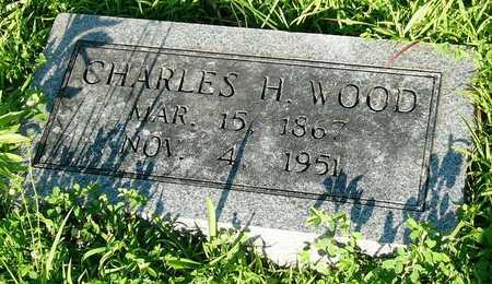 WOOD, CHARLES HENRY - Miller County, Missouri | CHARLES HENRY WOOD - Missouri Gravestone Photos