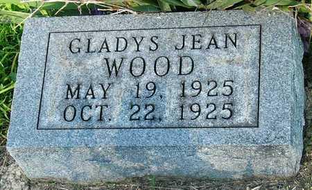 WOOD, GLADYS JEAN - Miller County, Missouri | GLADYS JEAN WOOD - Missouri Gravestone Photos