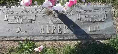 ALPERS, PAULINE A - Morgan County, Missouri | PAULINE A ALPERS - Missouri Gravestone Photos