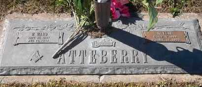 ATTEBERRY, A BELL - Morgan County, Missouri | A BELL ATTEBERRY - Missouri Gravestone Photos