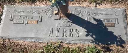 AYRES, JAMES H - Morgan County, Missouri | JAMES H AYRES - Missouri Gravestone Photos