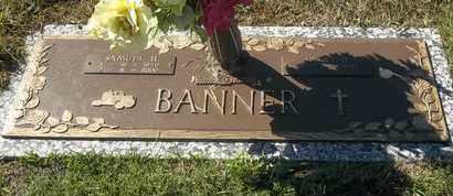 BANNER, SAMUEL H - Morgan County, Missouri   SAMUEL H BANNER - Missouri Gravestone Photos