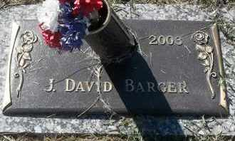 BARGER, J DAVID - Morgan County, Missouri   J DAVID BARGER - Missouri Gravestone Photos
