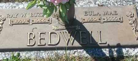 "BEDWELL, RAY W ""BUZZ"" - Morgan County, Missouri | RAY W ""BUZZ"" BEDWELL - Missouri Gravestone Photos"
