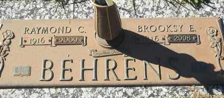BEHRENS, BROOKSY E - Morgan County, Missouri | BROOKSY E BEHRENS - Missouri Gravestone Photos