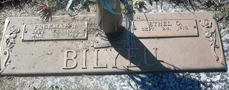 BILYEU, FREEMAN R - Morgan County, Missouri | FREEMAN R BILYEU - Missouri Gravestone Photos