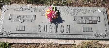 BURTON, BUELL G - Morgan County, Missouri | BUELL G BURTON - Missouri Gravestone Photos