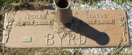 BYRD, LUCILLE - Morgan County, Missouri | LUCILLE BYRD - Missouri Gravestone Photos