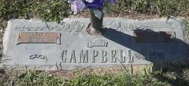 CAMPBELL, CLARA - Morgan County, Missouri   CLARA CAMPBELL - Missouri Gravestone Photos