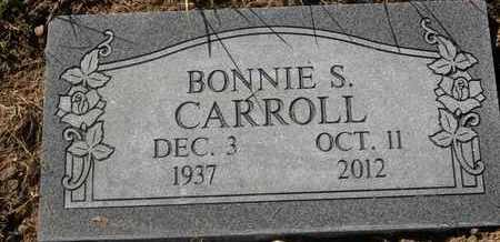 CARROLL, BONNIE S - Morgan County, Missouri   BONNIE S CARROLL - Missouri Gravestone Photos