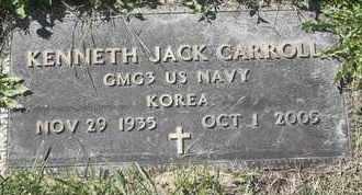 CARROLL, KENNETH JACK - Morgan County, Missouri | KENNETH JACK CARROLL - Missouri Gravestone Photos