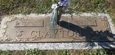 CLAYTON, MARION F - Morgan County, Missouri | MARION F CLAYTON - Missouri Gravestone Photos