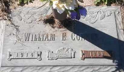CONNER, WILLIAM E - Morgan County, Missouri | WILLIAM E CONNER - Missouri Gravestone Photos