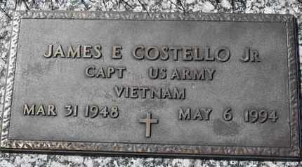 COSTELLO, JAMES E, JR - Morgan County, Missouri | JAMES E, JR COSTELLO - Missouri Gravestone Photos