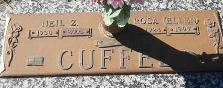 CUFFEL, NEIL Z - Morgan County, Missouri | NEIL Z CUFFEL - Missouri Gravestone Photos