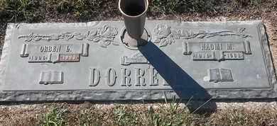 DORRELL, ORBEN L - Morgan County, Missouri   ORBEN L DORRELL - Missouri Gravestone Photos