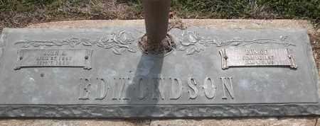 EDMONDSON, EUNICE - Morgan County, Missouri | EUNICE EDMONDSON - Missouri Gravestone Photos