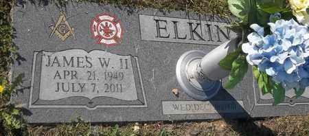 ELKIN, JAMES I  II - Morgan County, Missouri   JAMES I  II ELKIN - Missouri Gravestone Photos