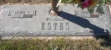 ESTES, HAZEL B - Morgan County, Missouri | HAZEL B ESTES - Missouri Gravestone Photos